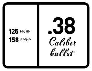 .38/.357 Caliber