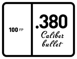 .380 Caliber