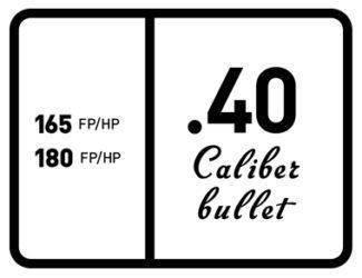 .40/10MM Caliber