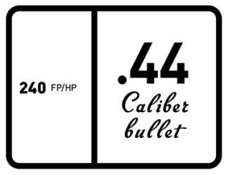 .44 Caliber