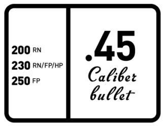 .45 Caliber